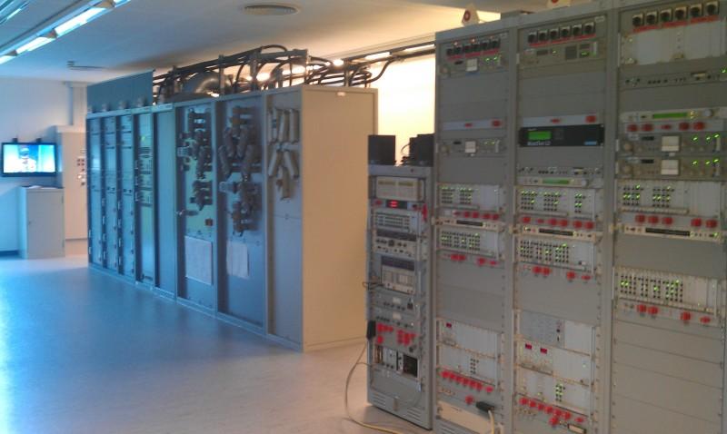 Technik des NDR-Senders Welmbüttel