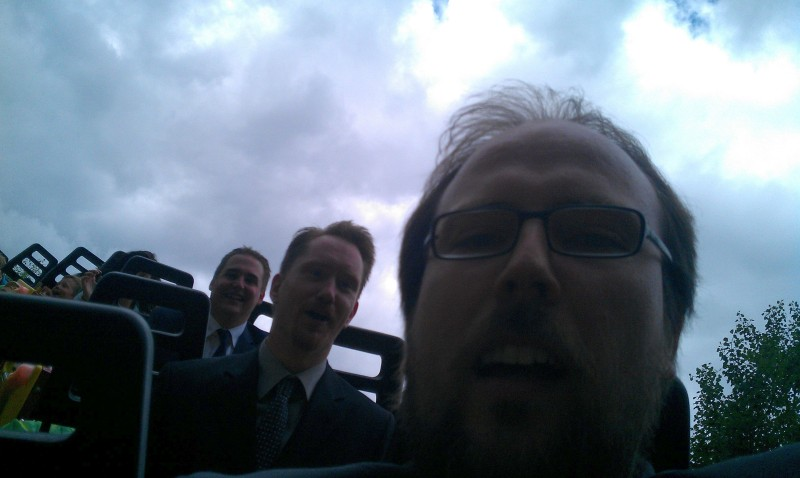 achterbahn-selfie
