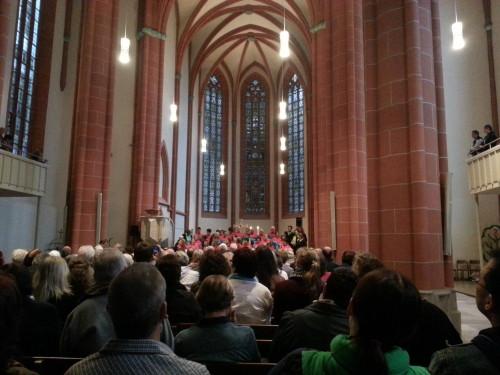 In der Homberger Kirche