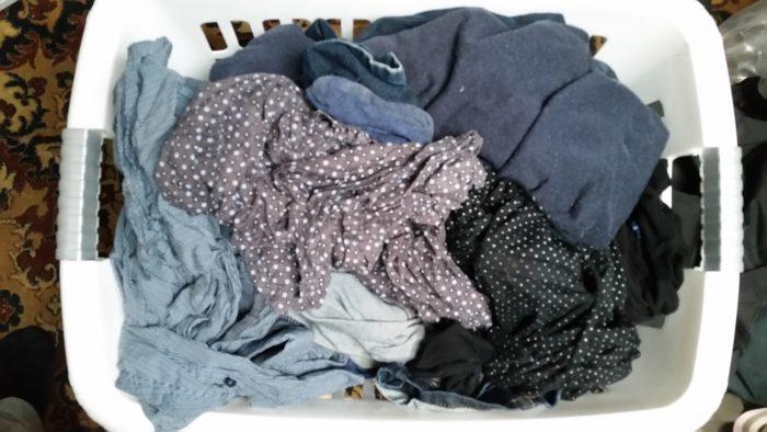12v12: Wäsche