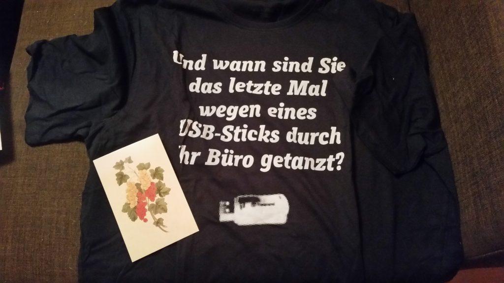 Tims T-Shirt-Überraschung