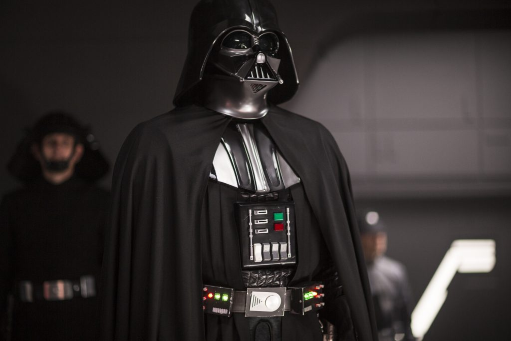 Rogue One: A Star Wars Story..Darth Vader..Ph: Jonathan Olley..© 2016 Lucasfilm Ltd. All Rights Reserved.