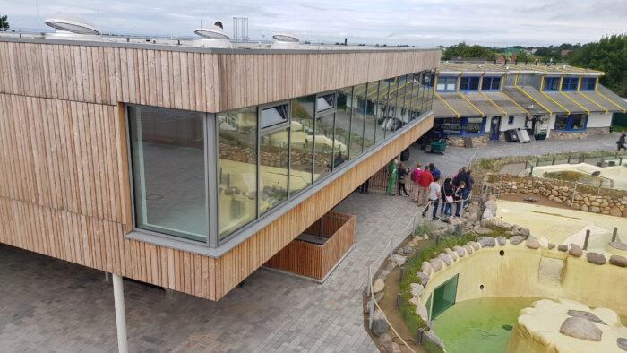Das neue Besucherzentrum